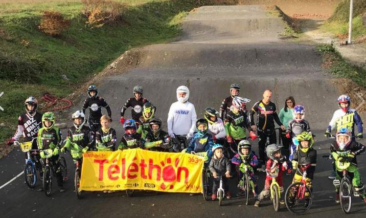 BMX Téléthon 2